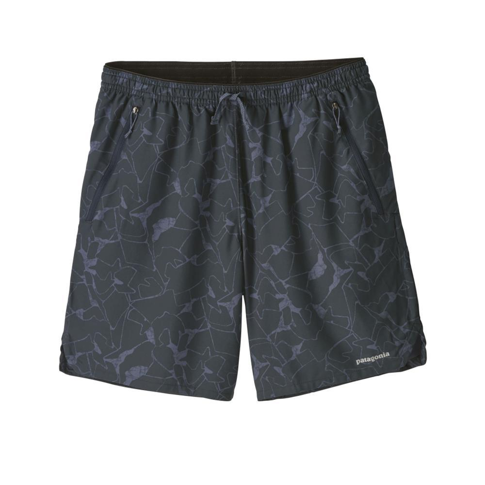Patagonia Men's Nine Trails Shorts - 8in ROJS_BLUE