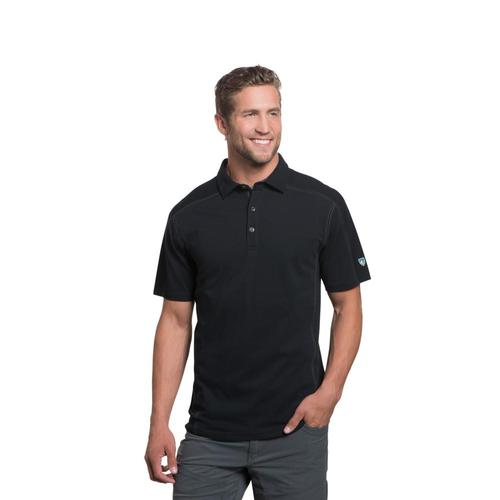 KUHL Men's Wayfarer Polo Raven
