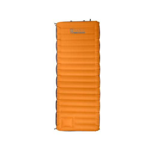 NEMO Nomad Camping Mattress + Pump 30XL Orange