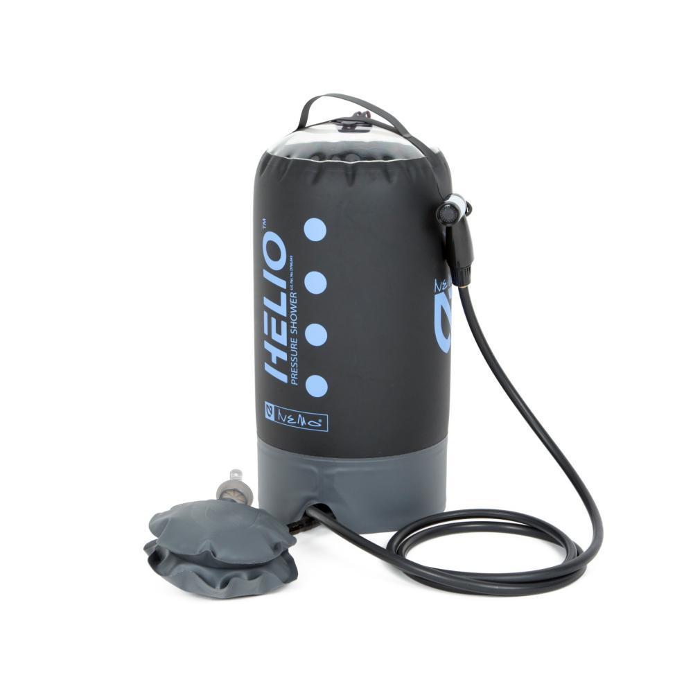 NEMO Helio Pressure Shower BLK.PERIWINKLE