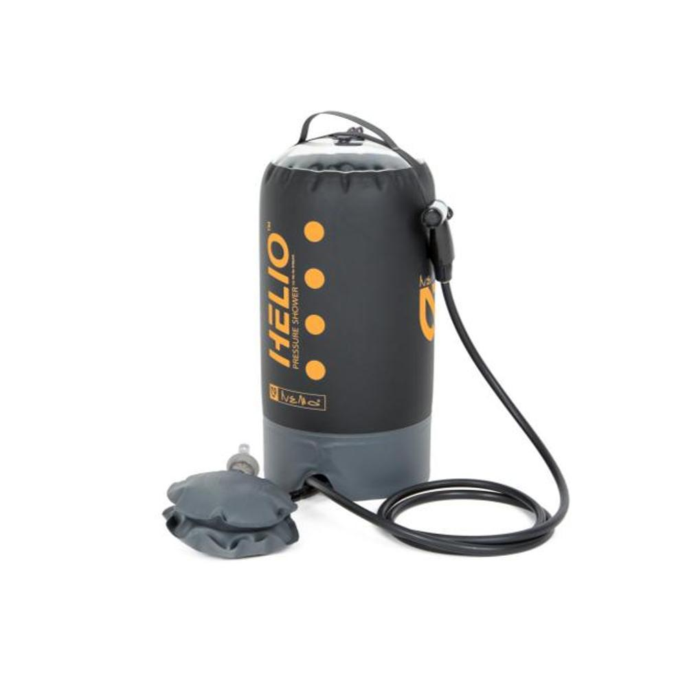 NEMO Helio Pressure Shower BLK.SUNSET.ORNG