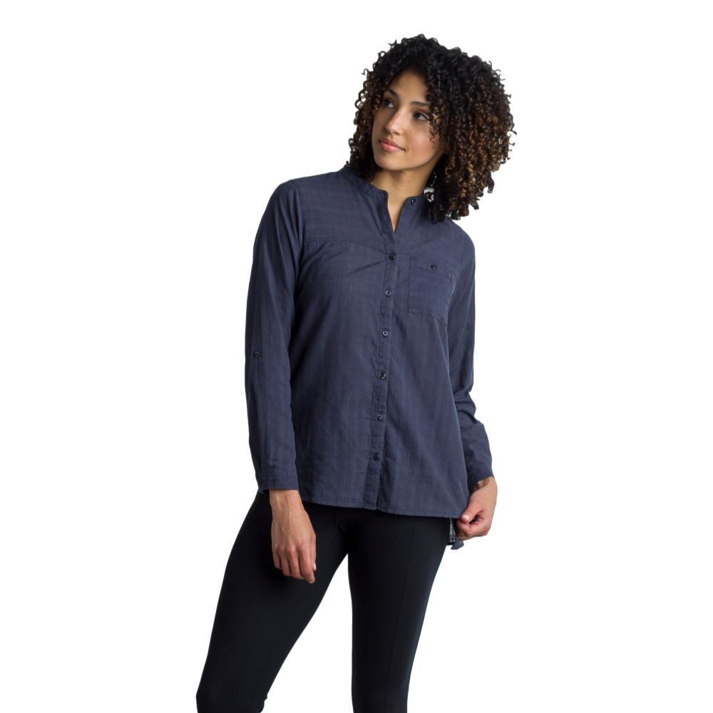 Exofficio Women's Bugsaway Collette Long Sleeve Shirt