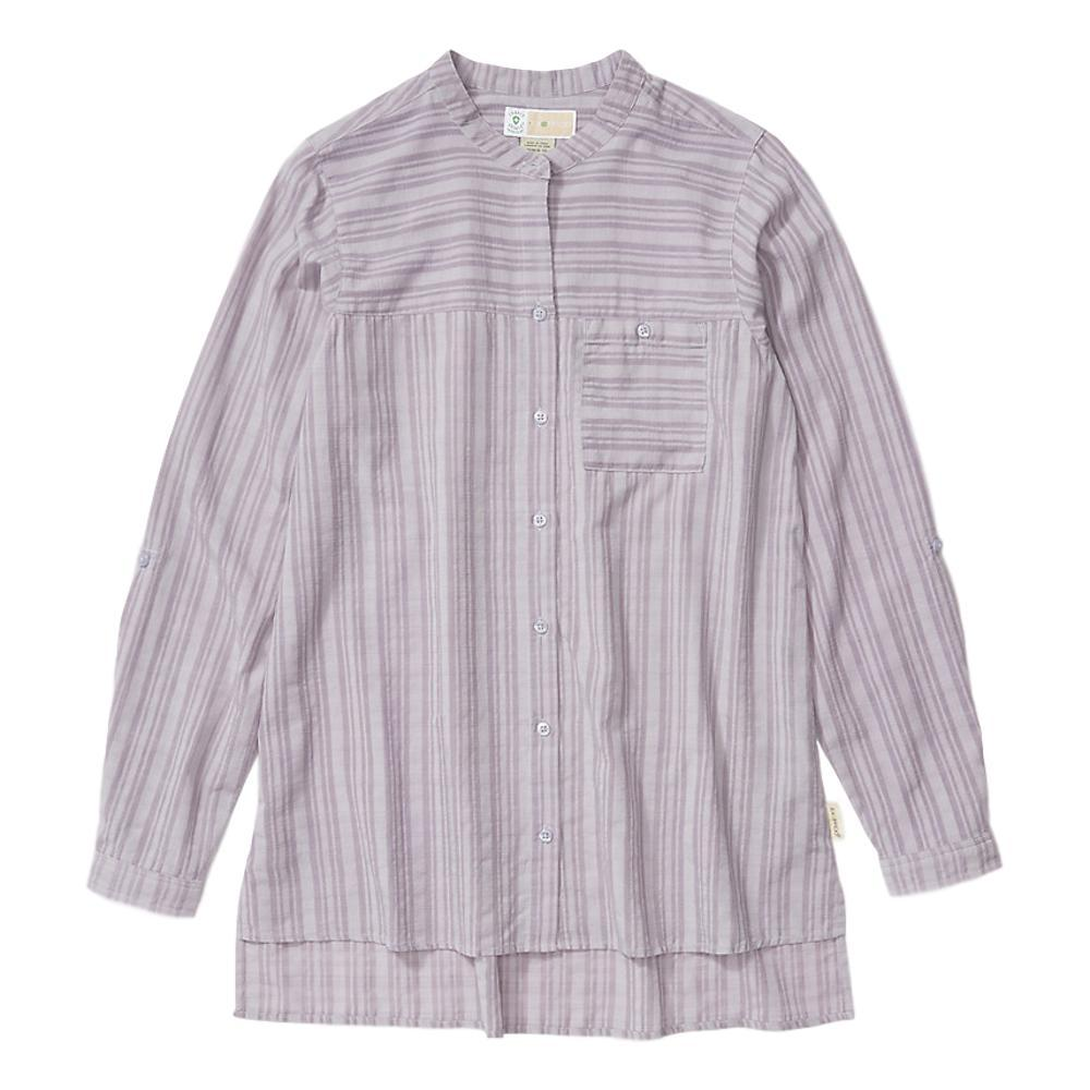 ExOfficio Women's BugsAway Collette Long Sleeve Shirt LAVENDER_4445