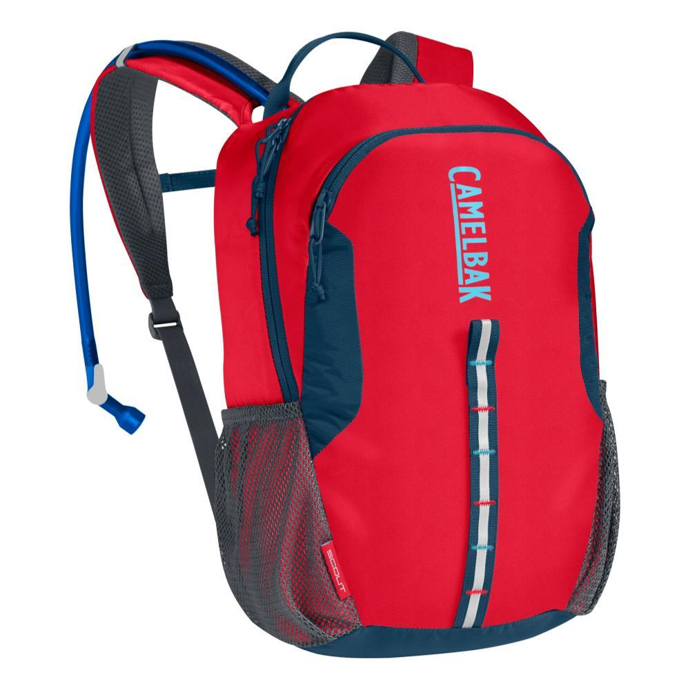 CamelBak Kids Scout Hydration Pack RED