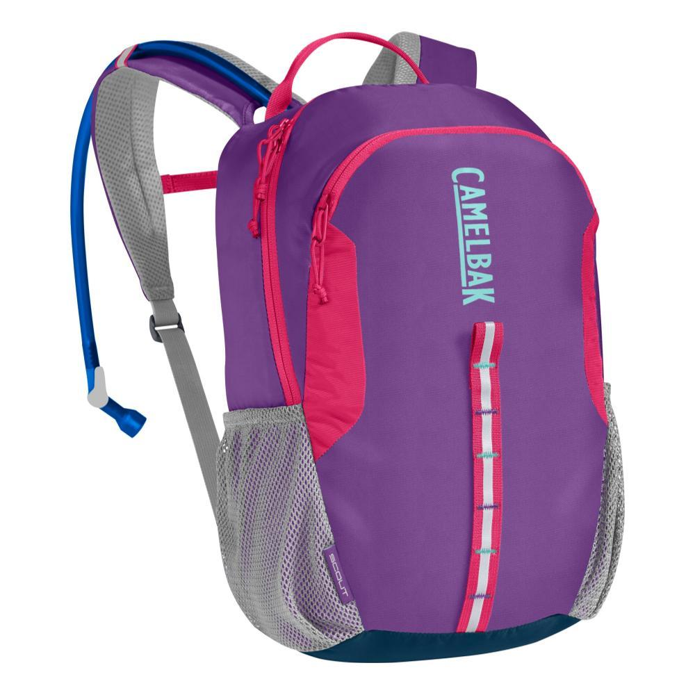 CamelBak Kids Scout Hydration Pack PURPLE