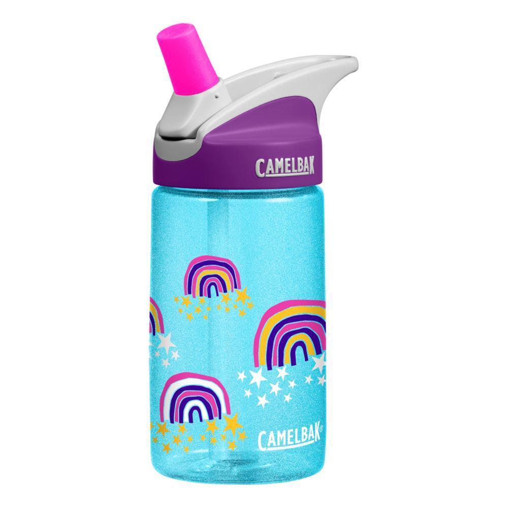 CamelBak Kids Eddy .4L Water Bottle RAINBOWS