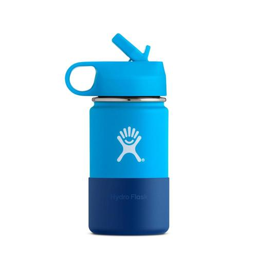 Hydro Flask Kids 12oz Wide Mouth Bottle Pacific
