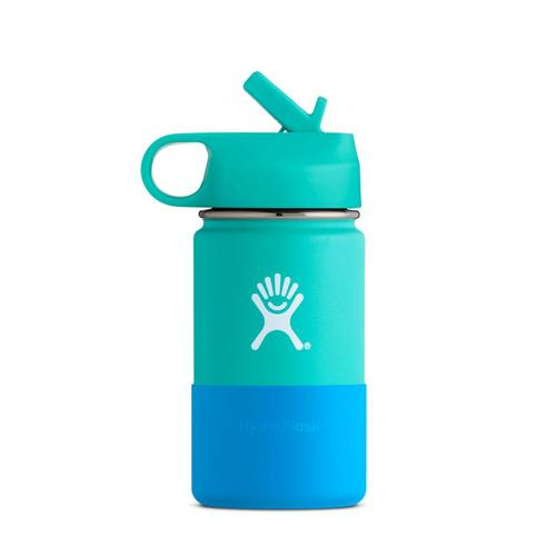 Hydro Flask Kids 12oz Wide Mouth Bottle Mint