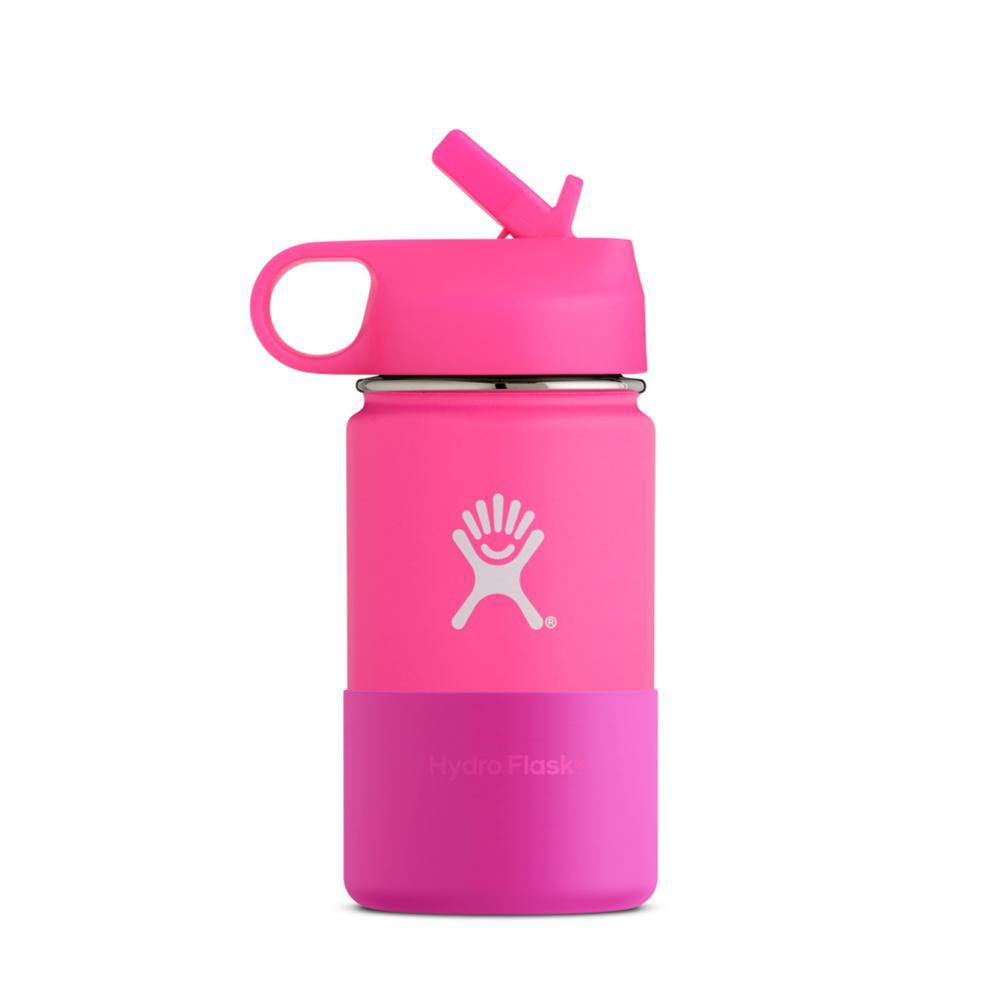Hydro Flask Kids 12oz Wide Mouth Bottle  FLAMINGO