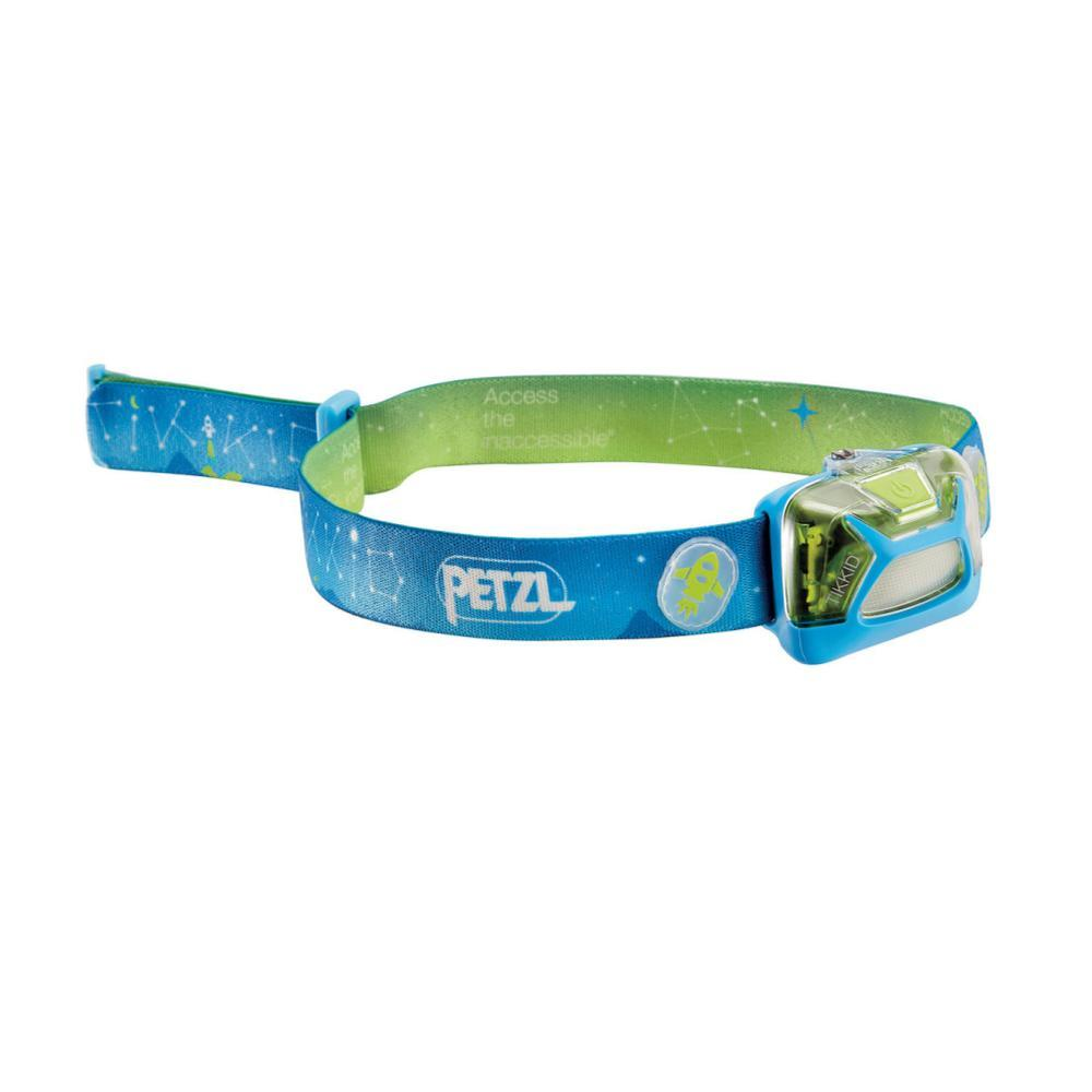 Petzl Kids TIKKID Headlamp  BLUE