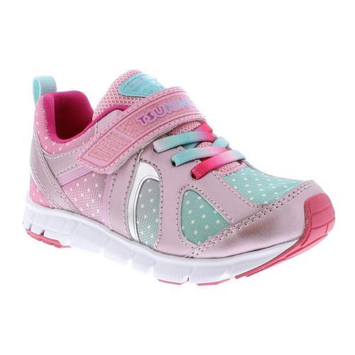 Tsukihoshi Kids Rainbow Sneakers Rosemnt_680