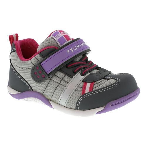 Tsukihoshi Kids Kaz Sneakers Gry/Prp034