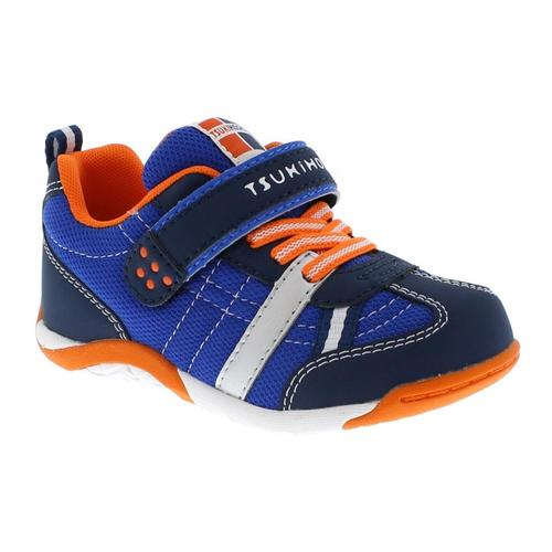 Tsukihoshi Kids Kaz Sneakers Navy411