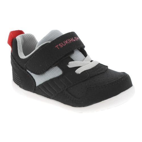 Tsukihoshi Kids Racer Sneakers Blkred010