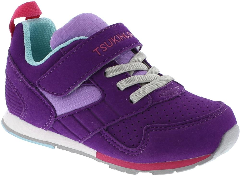 Tsukihoshi Kids Racer Sneakers PURPLE_510