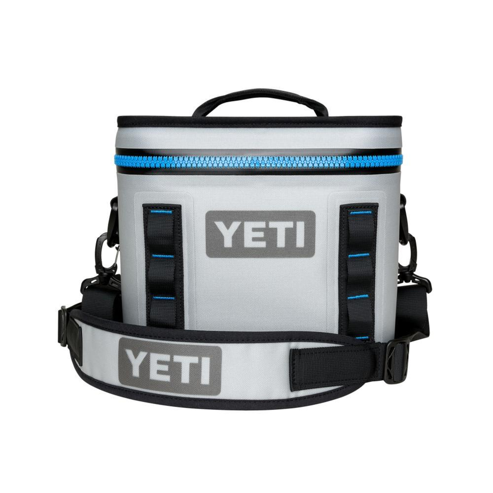 YETI Hopper Flip 8 Cooler FOG_GRAY