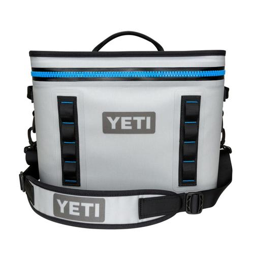 YETI Hopper Flip 18 Soft Cooler Fog_gray