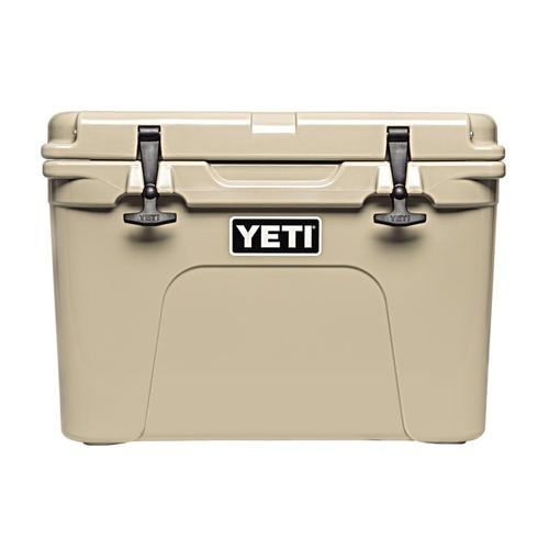 YETI Tundra 35 Hard Cooler Tan