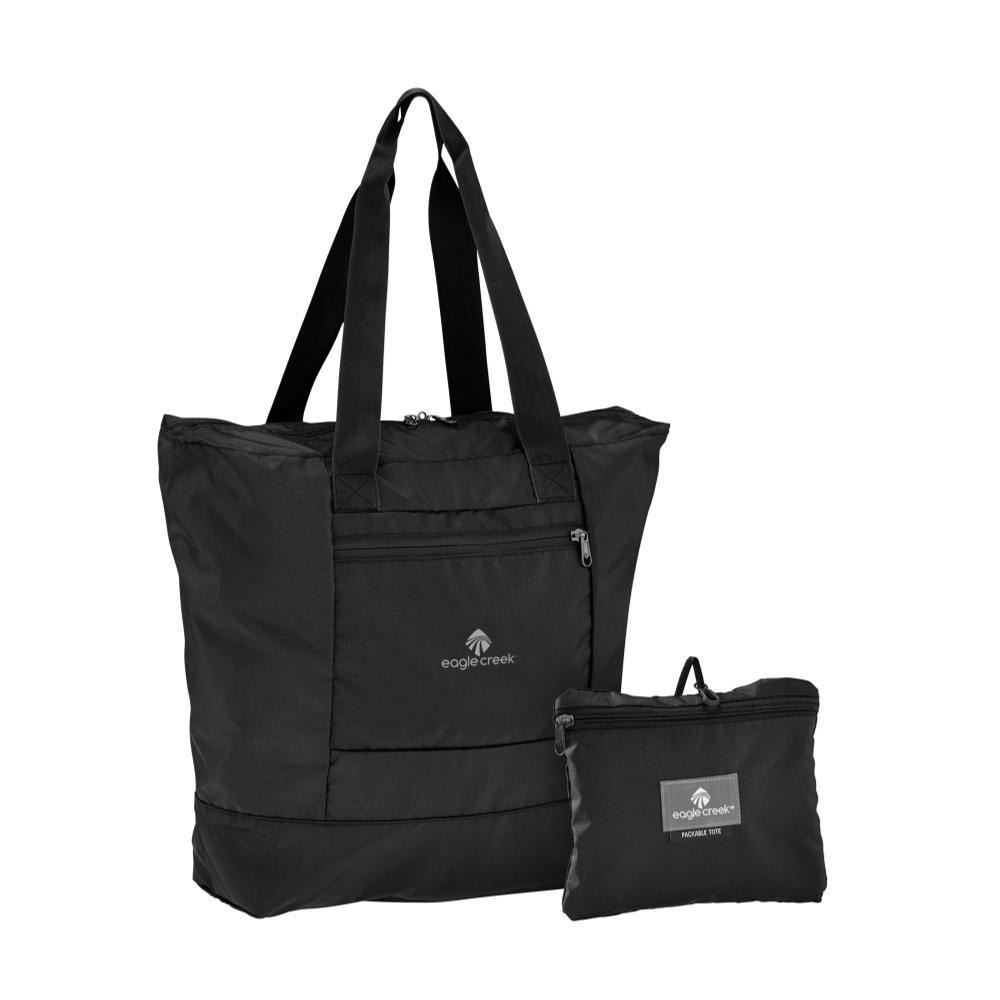 Eagle Creek Packable Tote/Pack BLACK_010
