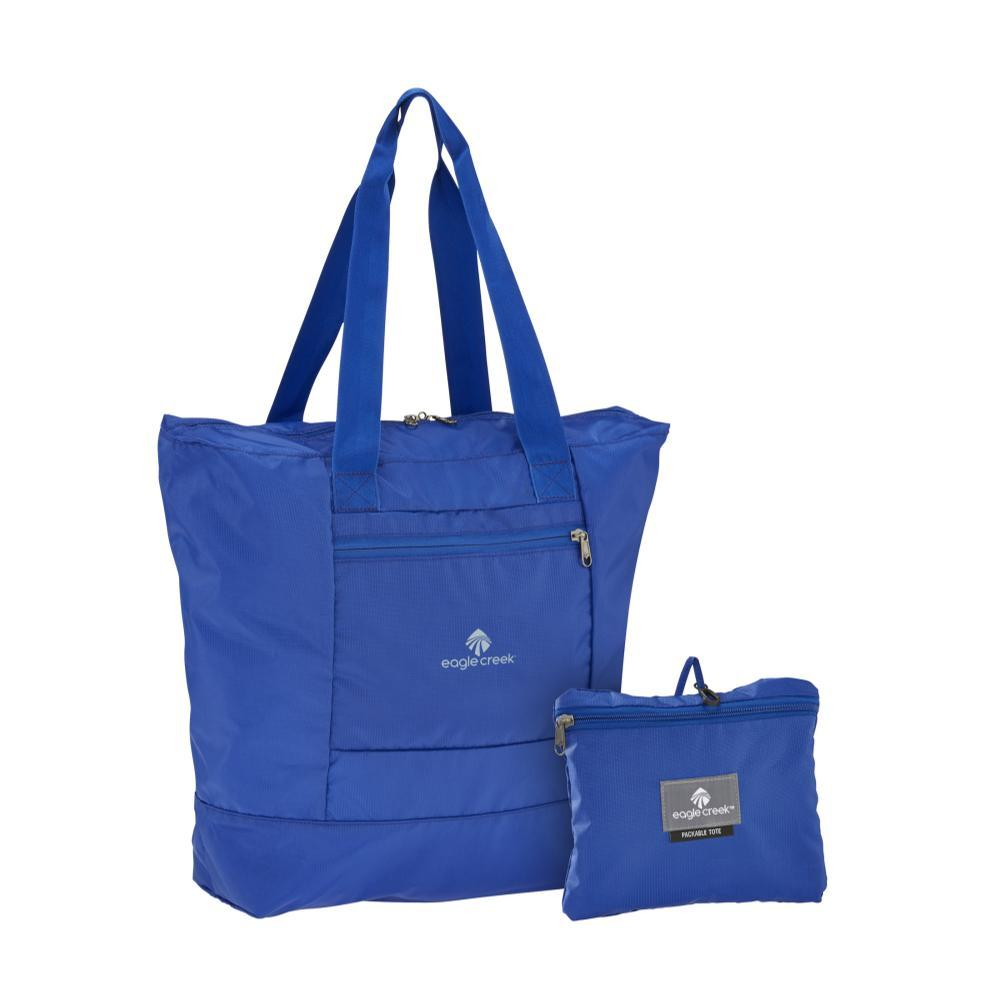 Eagle Creek Packable Tote/Pack BLUE_137