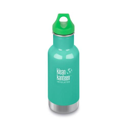 Klean Kanteen Kid Classic Insulated Bottle - 12oz Seacrest