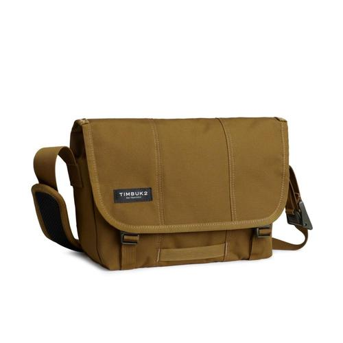 Timbuk2 Flight Classic Messenger Bag - XS Brass/Army