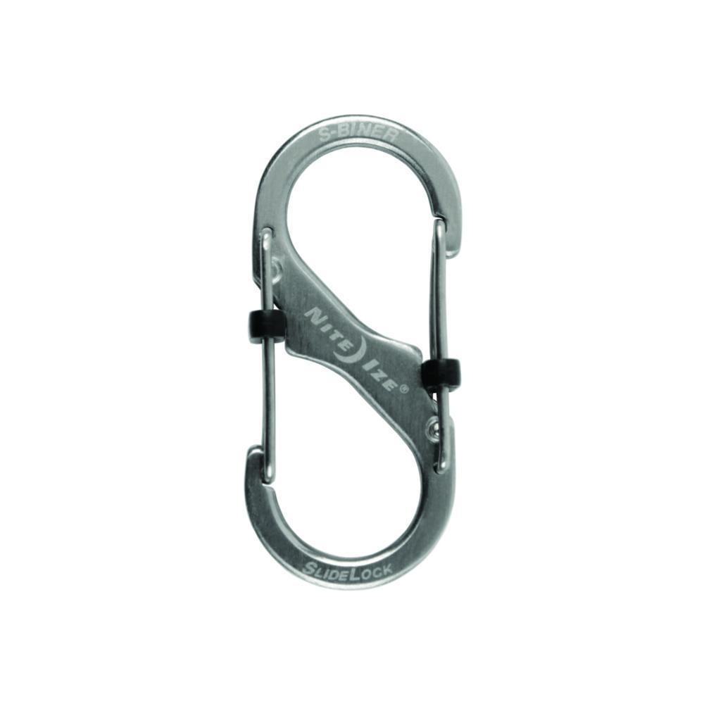 Nite Ize Slidelock Steel S- Biner # 2