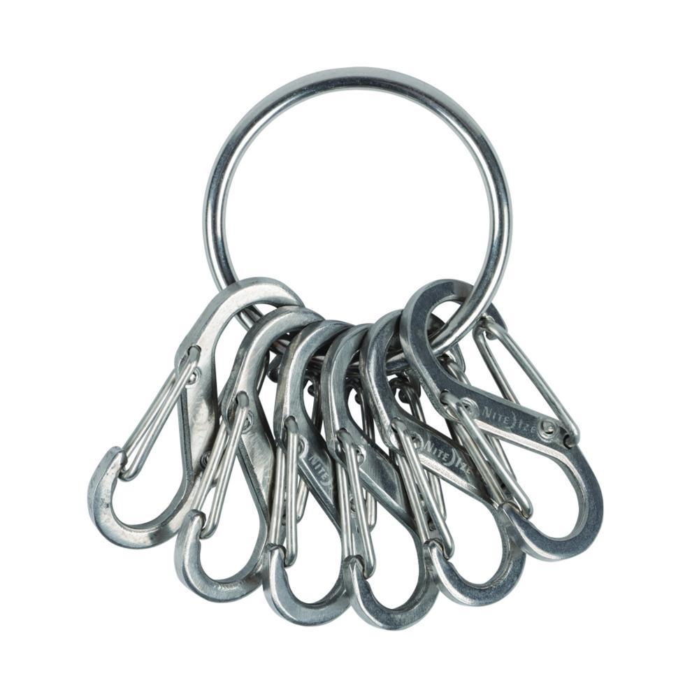Nite Ize KeyRing Steel STAINLESS