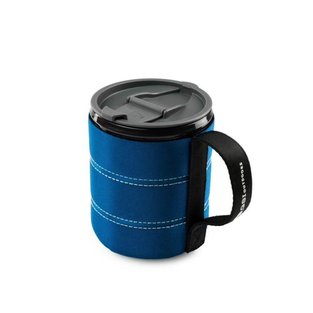 GSI Outdoors Backpacker Mug Infinity - 17oz BLUE