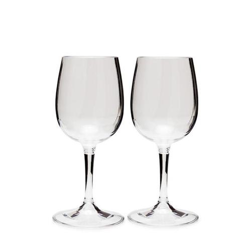 GSI Outdoors Nesting Wine Glass Set - 9.3oz