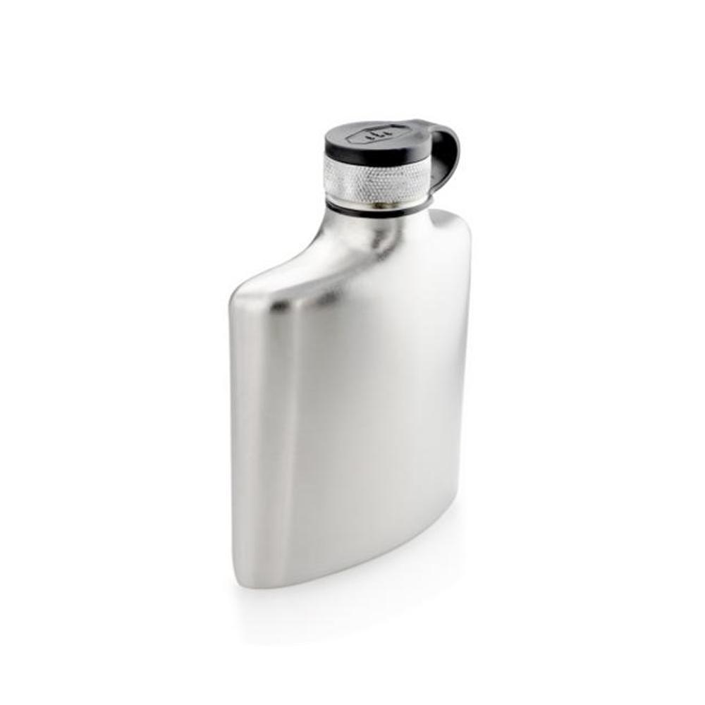 GSI Outdoors Glacier Stainless Hip Flask - 6oz SS