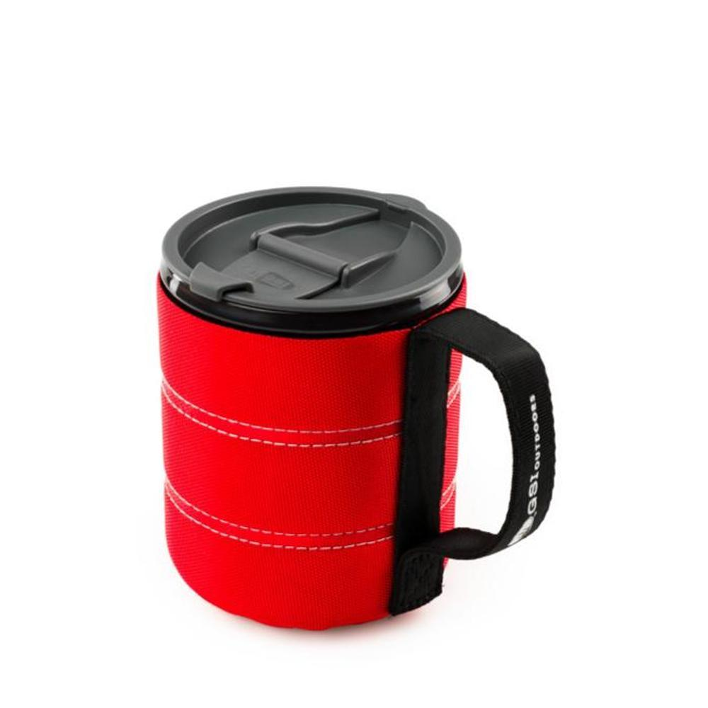 GSI Outdoors Infinity Backpacker Mug - 17oz RED