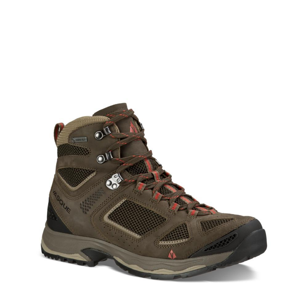 Vasque Men's Breeze III GTX Hiking Boots BRNOLV_BUNG