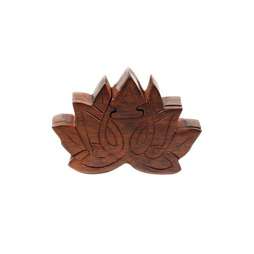 Matr Boomie Lotus Puzzle Box Fairtrade