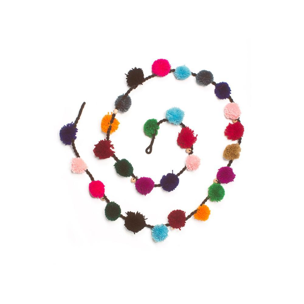 Matr Boomie Gum Ball Garland - 60in FAIRTRADE
