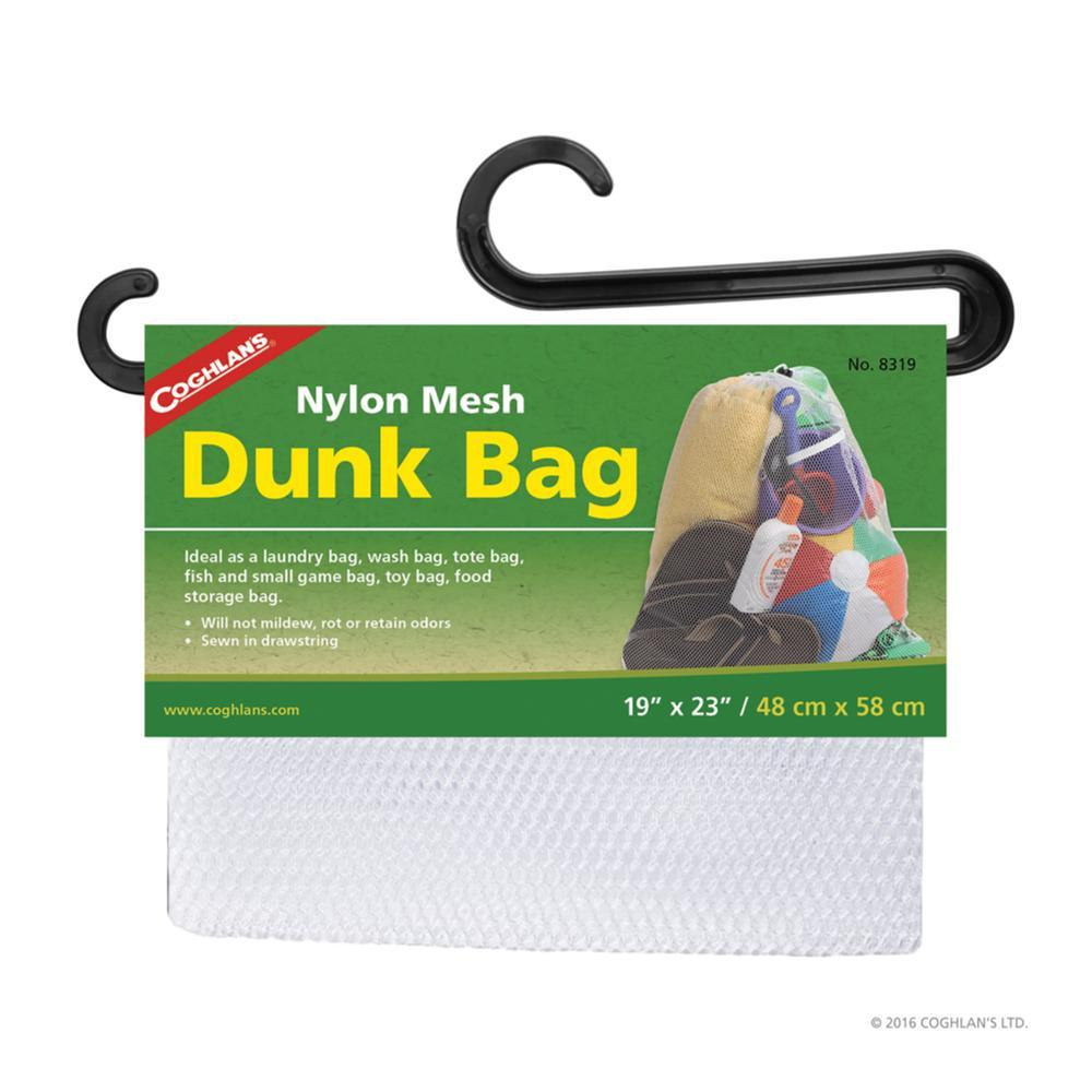 Coghlan's Nylon Dunk Mesh Bag WHITE