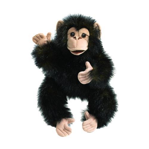 Folkmanis Baby Chimpanzee Hand Puppet