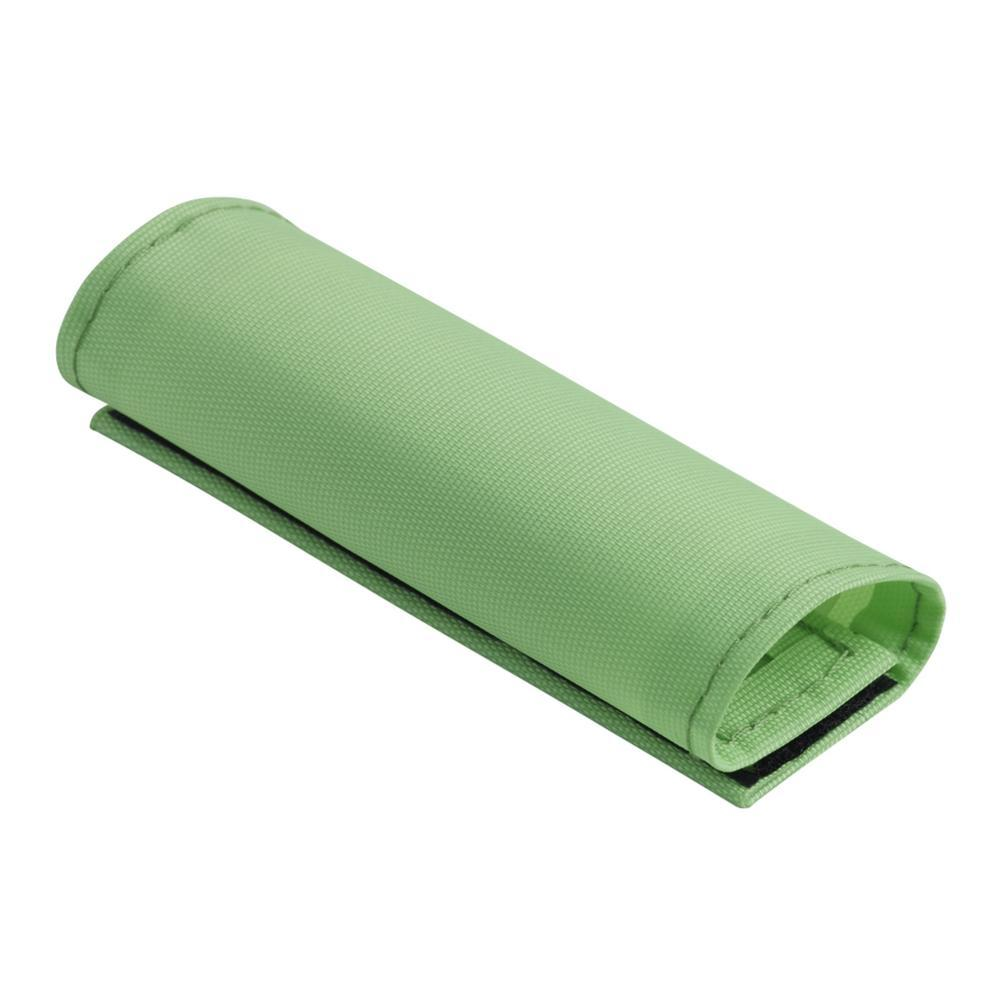 Lewis N. Clark Luggage Identifier Handle Wraps - 3-Pack GREEN
