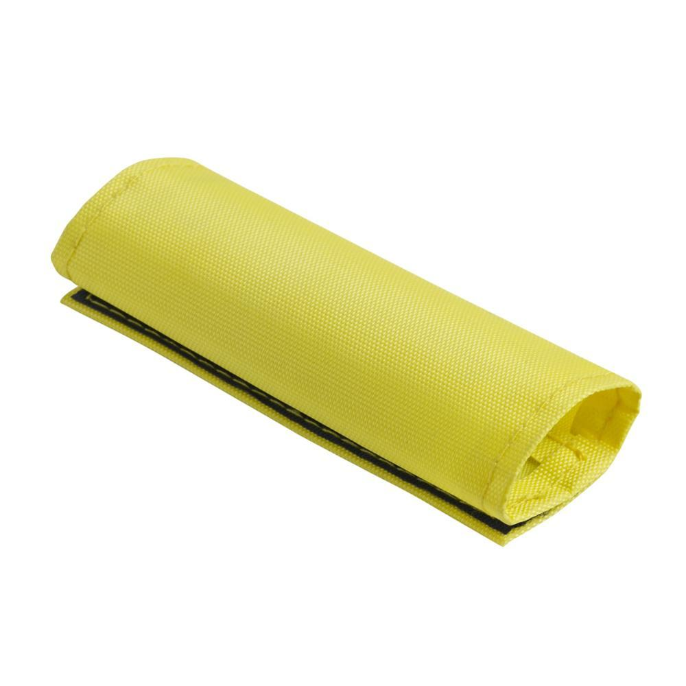Lewis N. Clark Luggage Identifier Handle Wraps - 3-Pack YELLOW