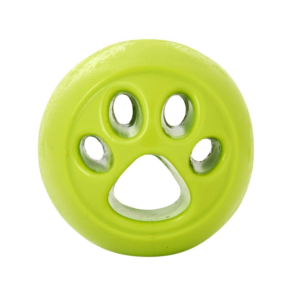 Planet Dog Orbee-Tuff Nook Paw Dog Toy LIME_GREEN