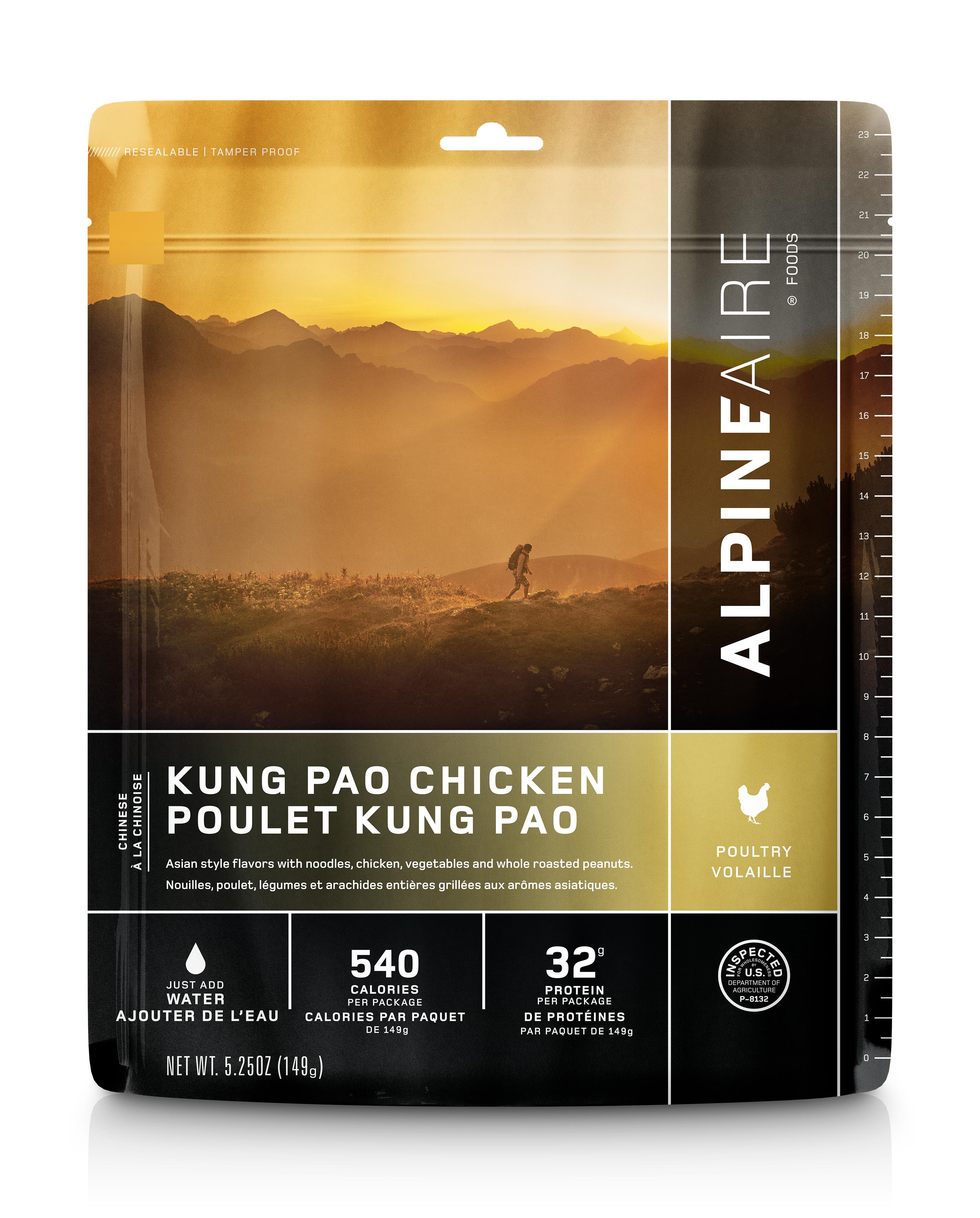 Alpine Aire Kung Pao Chicken