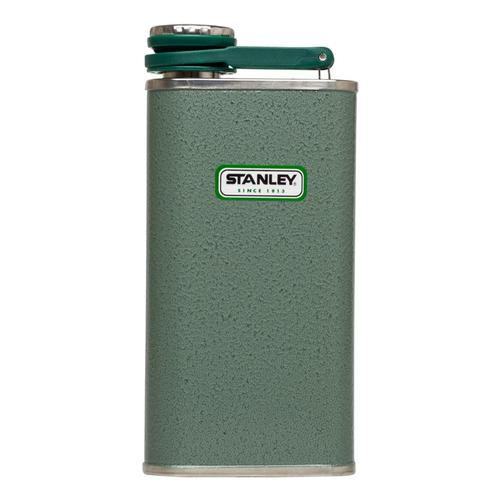 Stanley Classic Flask - 8oz Hammertone_green