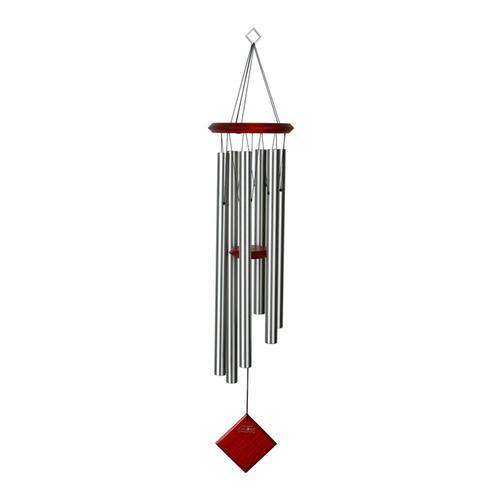 Woodstock Chimes Encore Chimes Of Earth - Silver Silver