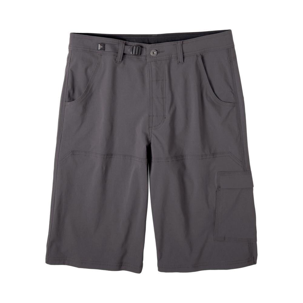 prAna Men's Stretch Zion Shorts - 12in Inseam CHARCOAL