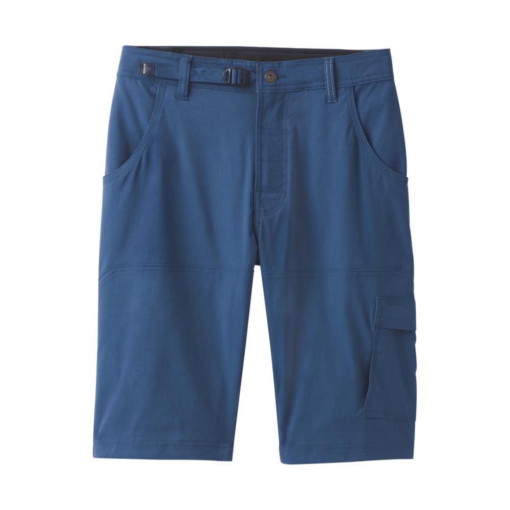 prAna Men's Stretch Zion Shorts- 12in Inseam EQUIBLUE
