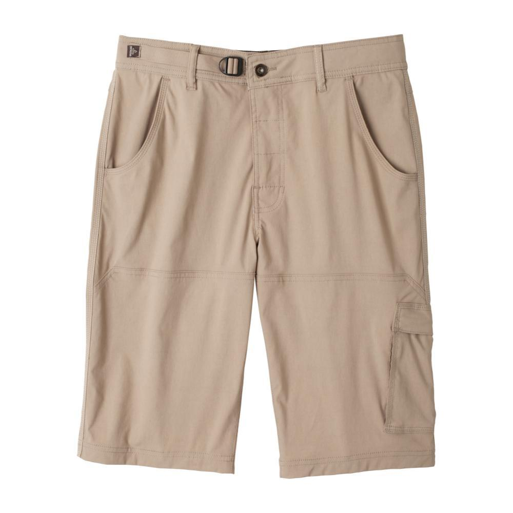 prAna Men's Stretch Zion Shorts- 12in Inseam MUD