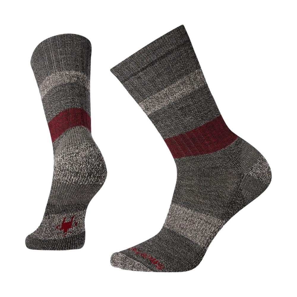 Smartwool Men's Barnsely Crew Socks MDGRAY_052
