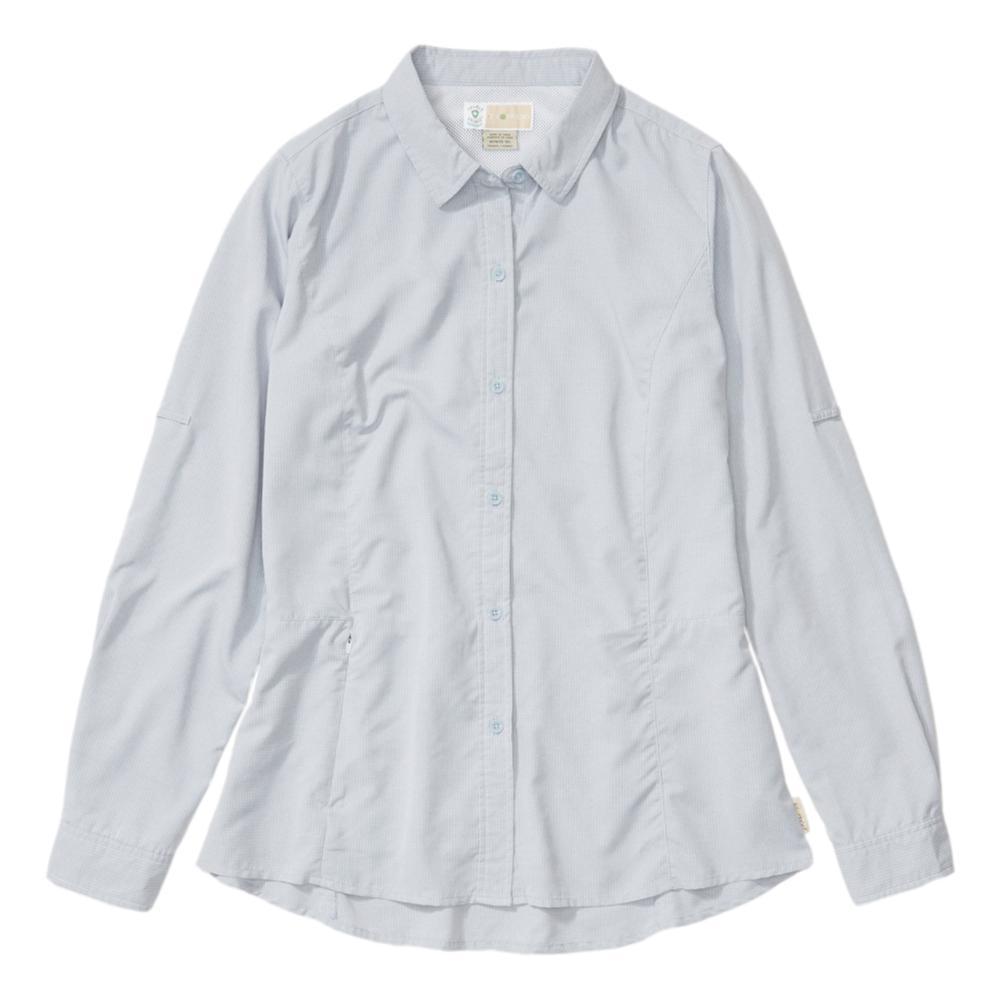 ExOfficio Women's BugsAway Brisa Long Sleeve Shirt ADMIRALBLUE_5017