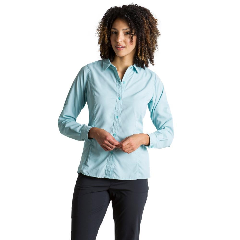 Exofficio Women's Bugsaway Brisa Long Sleeve Shirt