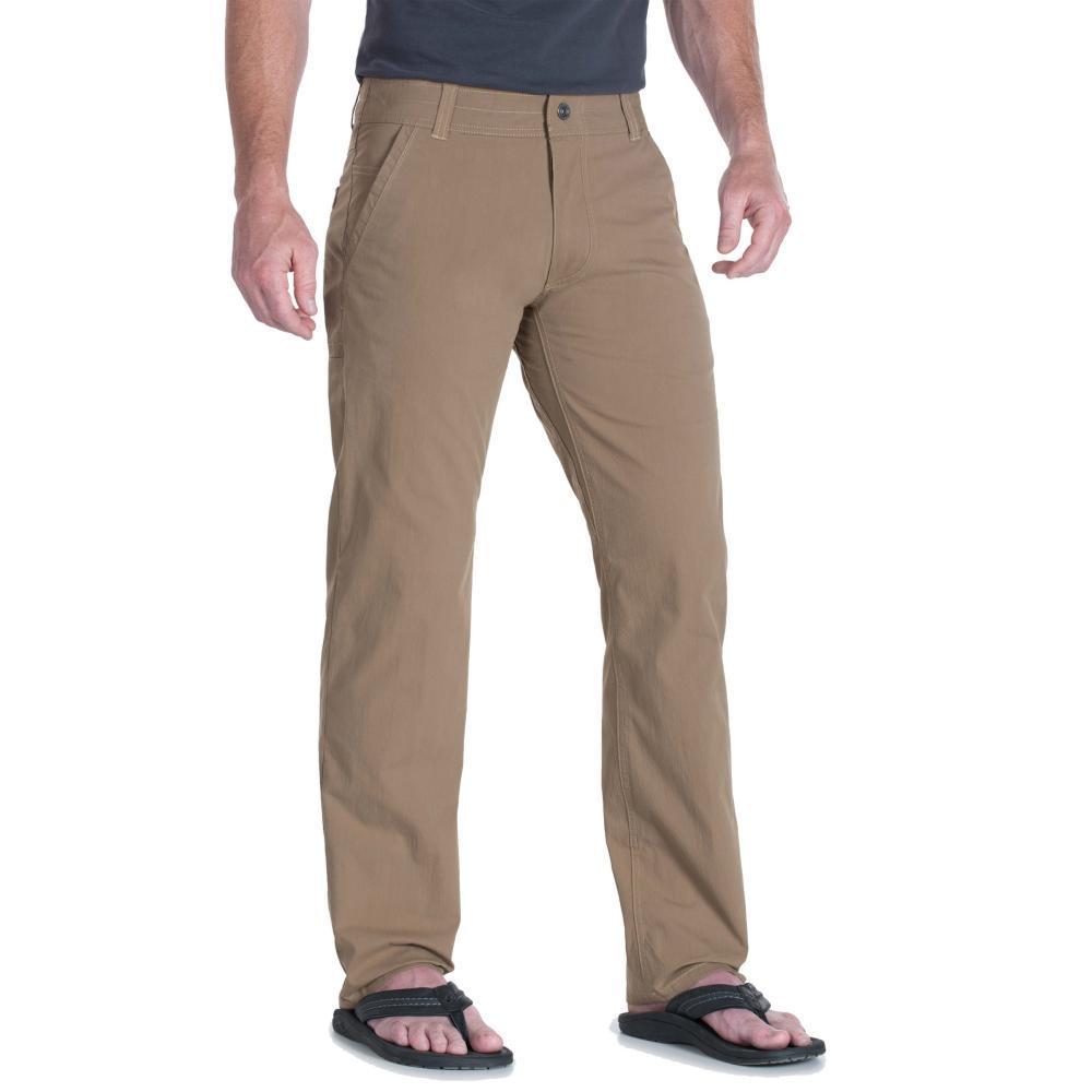 KÜHL Men's Slax Pants - 34in Inseam DKKHAKI